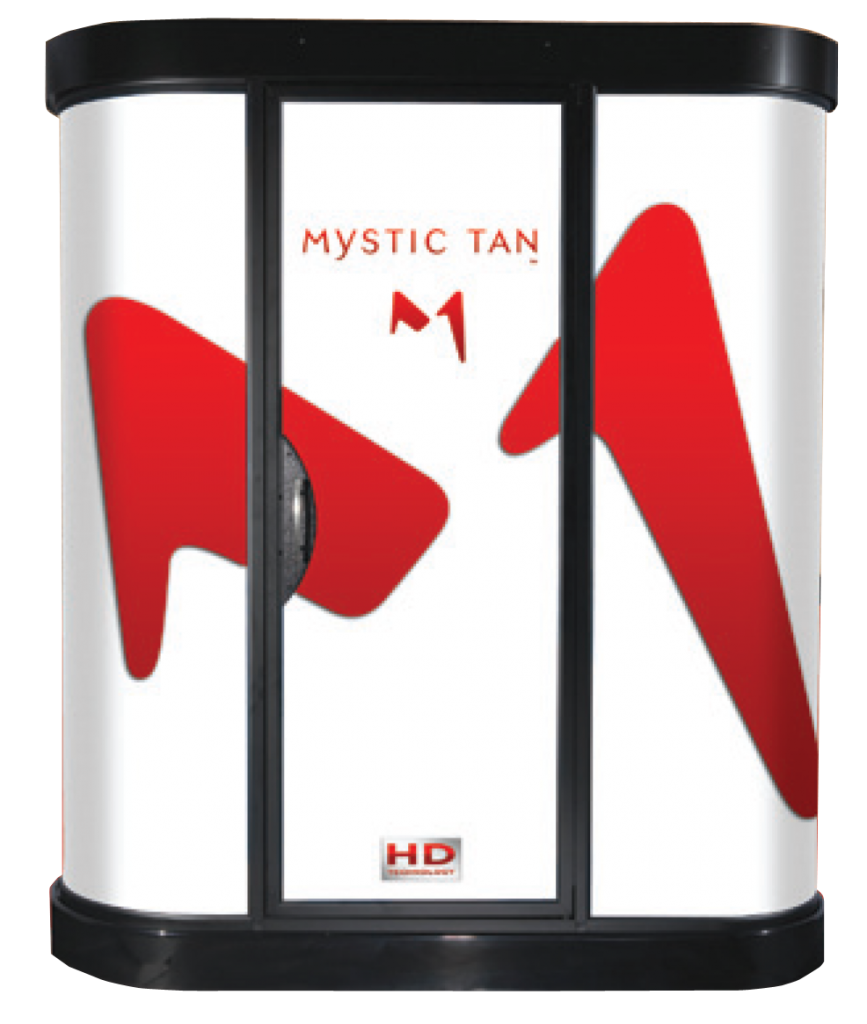Mystic Spary Tanning Booth For Lease
