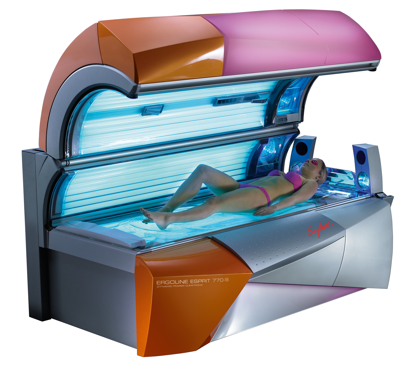 Sun Angel Tanning Bed How To Use